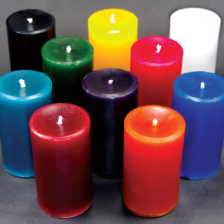 Low Temerature Candles